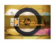 FXpansion BFD Zildjian Digital Vault Vol. 2 (Proaudiostar.com)