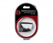 G7th Performance 2 - 6 String Capo Black