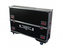 Gator Cases G-TOURLCDV2-3743-X2