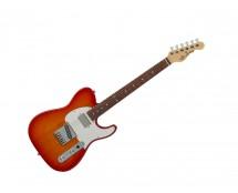 G&L Fullerton Deluxe ASAT Classic Bluesboy Cherry Burst w/ Rosewood Fingerboard