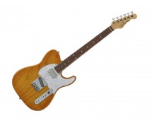 G&L Fullerton Deluxe ASAT Classic Bluesboy Honey Burst w/ Rosewood Fingerboard