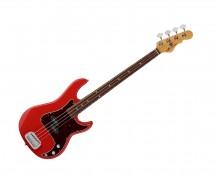 G&L Fullerton Deluxe LB-100 Bass Fullerton Red