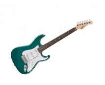 G&L Fullerton Standard Legacy Emerald Blue w/ Rosewood fingerboard