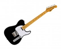 G&L Tribute ASAT Classic Gloss Black w/ Maple Fingerboard