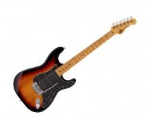 G&L Tribute Legacy HB 3-Tone Sunburst w/ Maple Fingerboard