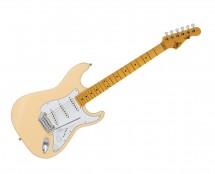 G&L Tribute S500 Vintage White w/ Maple Fingerboard