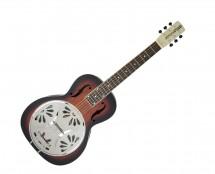 Gretsch G9230 Bobtail Square-Neck AE Resonator Guitar, 2-Color Sunburst