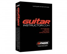 GuitarInstruct 3-month G-Pass Subscription