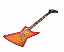 Hamer STDF-CS Cherry Sunburst Standard Flame Top Electric Guitar
