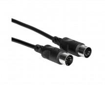 HOSA MID305BK MIDI 5' Cable