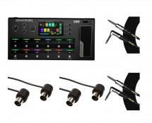 HeadRush Pedalboard + Mogami Cables + MIDI Cables