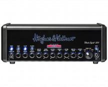 Hughes and Kettner Black Spirit 200 Amp Head