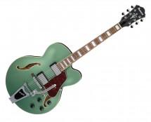 Ibanez AFS75TMGF AFS Artcore - Metallic Green Flat