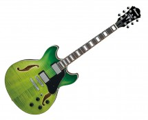 Ibanez AS73FMGVG AS Artcore - Green Valley Gradation