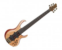Ibanez BTB1906FNL BTB Premium 6-String Electric Bass - Florid Natural Low Gloss