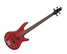 Ibanez GSR200TR Electric Bass Guitar - Transparent Red - Used