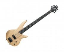 Ibanez GWB205NTF Gary Willis Signature 5-String Electric Bass - Natural Flat