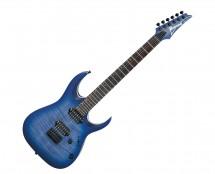 Ibanez RGA Standard 6str Electric Guitar - Blue Lagoon Burst Flat