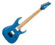 Ibanez RGD Iron Label 7 String Electric Guitar - Laser Blue Matte