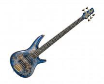 Ibanez SR2605CBB SR Premium 5-String Electric Bass - Cerulean Blue Burst