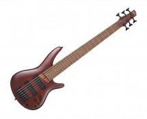Ibanez SR506EBM SR Standard 6-String Electric Bass - Brown Mahogany - Used