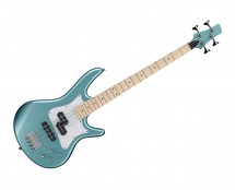 """Ibanez SRMD200SPN SR Mezzo 4-String Electric Bass - 32"""" Scale - Sea Foam Pearl Green - Used"""