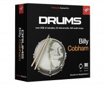 IK Multimedia ST3 - Drums Loops & Kits Of Billy Cobham (ProAudioStar.com)