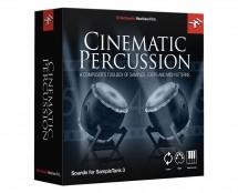IK Multimedia ST3 - Cinematic Percussion (ProAudioStar.com)
