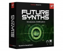 IK Multimedia ST3 - Future Synths (ProAudioStar.com)