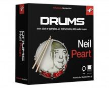 IK Multimedia ST3 - Neil Peart Drums Loops & Kits Of Neil Peart (ProAudioStar.com)