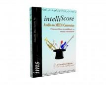 IntelliScore Polyphonic Single-track MP3 to MIDI converter (Proaudiostar.com)