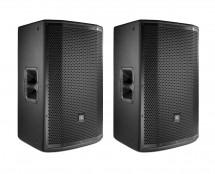 2x JBL PRX815W (JBL-Direct B-Stock)