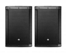 2x JBL SRX815P (JBL-Direct B-Stock)