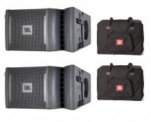 2x JBL VRX932LAP + Bags
