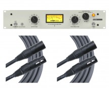 KLARK TEKNIK KT-2A + 2x 6' Mogami XLR Cables