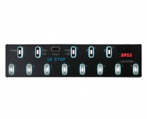 Keith McMillen K705 12-Step Chromatic Keyboard Foot Controller