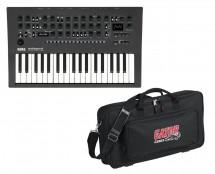 Korg Minilogue XD + Gator GK-2110 Carry Bag