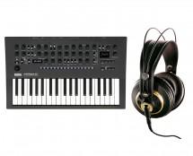 Korg Minilogue XD + AKG K-240 Studio Headphones