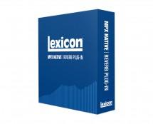 Lexicon MPX Native Reverb Plug-In Classic Lexicon Algorithm (ProAudioStar.com)