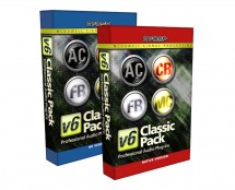 McDSP Plugins Classic Pack HD v6 (Proaudiostar.com)