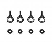 Mackie PA-A2 Eyebolt Kit for DRM Series, SRM550, SRM650 & SRM750