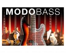 IK Multimedia MODO Bass Physical Modeling Bass Plug In (ProAudioStar.com)