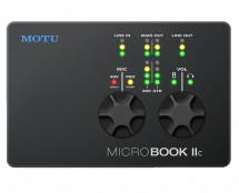 MOTU MicroBook IIc USB Audio Interface