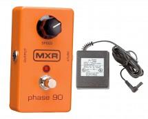 MXR M101 Phase 90 Pedal + Power Supply