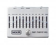 MXR M108S 10-Band EQ