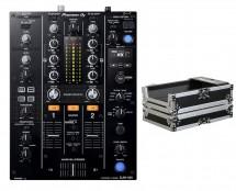Pioneer DJM-450 + Odyssey Case
