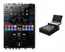 Pioneer DJM-S9 + Odyssey Glide Style Black Label Case