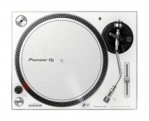 Pioneer PLX-500 (White) (Pioneer-Direct B-Stock)