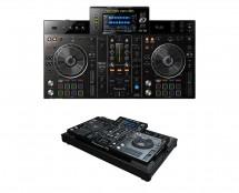 Pioneer XDJ-RX2 + Odyssey Black Label Case