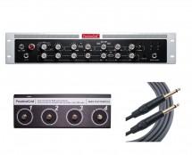 Positive Grid Bias Rack + BFS4 + Mogami Cable